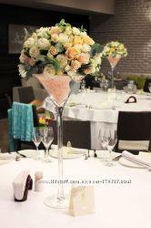 Услуги флориста, букет невесты, бутоньерки
