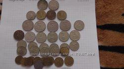 Монеты разных стран, ч. 4