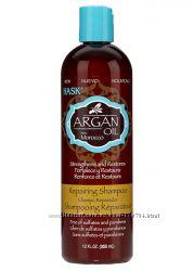 Шампунь восстанавливающий Hask Argan Oil Repairing Shampoo