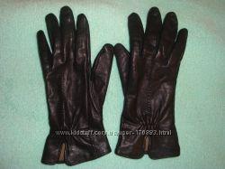 Кожаные перчатки размер XL