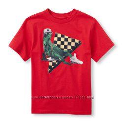 Яркие футболочки Childrens Place  мальчиков