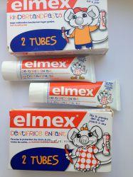 Детские зубные пасты от кариеса от 2-до 6 лет