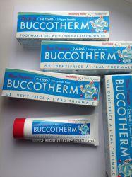 Зубная Паста от Кариеса Buccotherm 2-6 лет Клубника