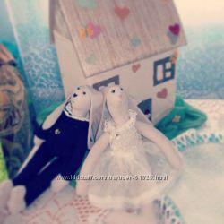 Свадебные игрушки, дом для денег