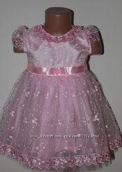 Праздничные платья для девочек от годика
