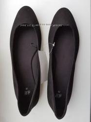 Балетки H&M 36р