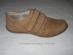 Туфли для девочки Шаговита, р. 34, нубук