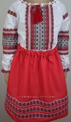 очаровательные юбки в национальном стиле