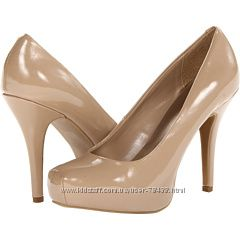 Туфли бежевые нюд бренд Gabriella Rocha Америка