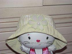 Наши очаровательные панамочки-шляпки