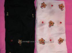 Капроновые колготочки для модниц 90-120 см