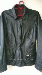NafNaf кожаная куртка&92пиджак