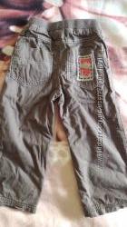 TEENY TINY брюки хлопок подкладка