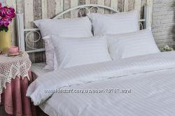 Комплекты постельного белья из сатина. Разные расцветки.