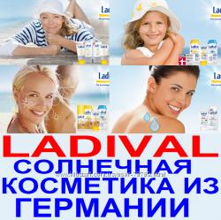 LADIVAL - Солнечная косметика из Германии для Всей семьи