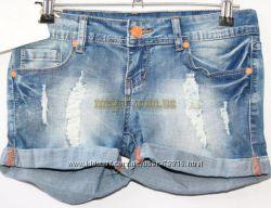 Распродажа джинсовых шорт
