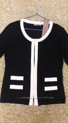 Новый костюм с платьем Christina Франция р. М