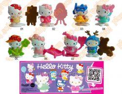 Hello Kitty киндер