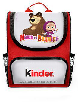 Рюкзак и толстовка Маша и Медведь