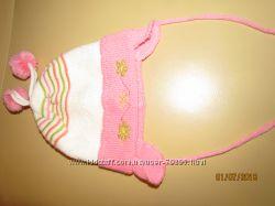 шапка на осень для девочки