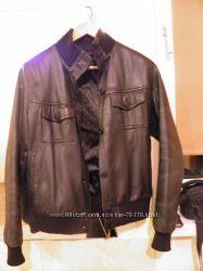 куртка кожаная р42-44