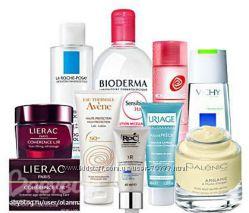Аптечная косметика из ФранцииAvene, BIODERMA, Weleda и др. Собираем