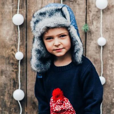 Зимняя шапка для мальчика Свифт Дембохаус