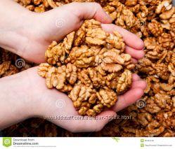 Очищенный Грецкий орех урожай 2019 год