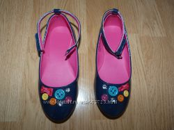 Нарядные туфельки GYMBOREE размер 13