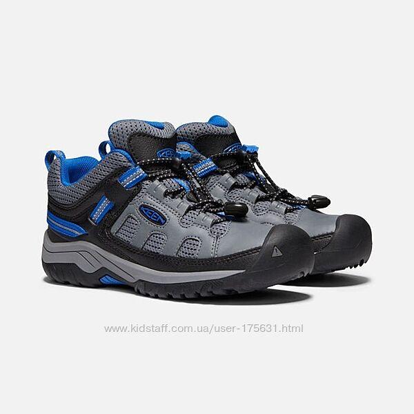 Кожаные водонепроницаемые ботинки KEEN Targhee. Оригинал.