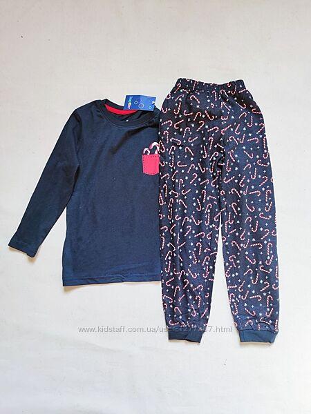 Комплект трикотажый для дома и отдыха пижама