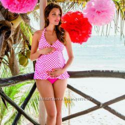 Самие яркие и красивые купальники для беременных Анита-Германия