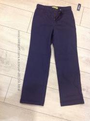 Школьные брюки Old Navy  размер 8. 10  темно синие