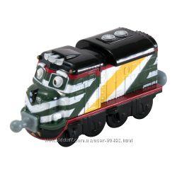 Железные дороги и  паровозики Chuggington