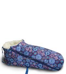 Меховой мешок в санки 50 шерсть разные цвета