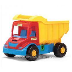 Грузовики Multi Truck от Wader с аксессуарами и без. Низкая цена