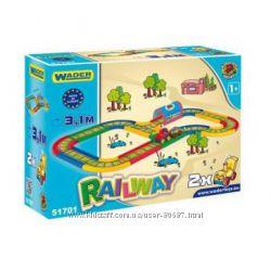 Увлекательные игровые наборы Kids Cars ТМ WADER