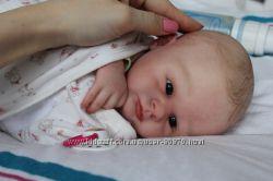 Кукла реборн Аришка, 50см