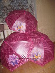 Зонт детский ажурный. Наличие