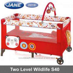 Манеж кровать Duo Level Toys