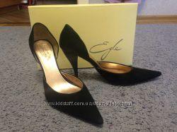 Туфли замшевые фирмы Egle, 39 размер