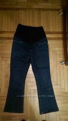 Фирменные, очень удобные джинсики для животика, р. 48-50, р. 12