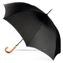 Бесплатная доставка. Мужской зонт трость Zest Зест - автомат. Ручка дерево