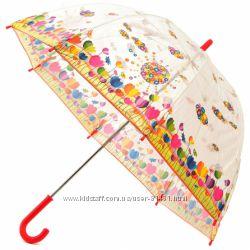 Бесплатная доставка. Прозрачные детские зонты Zest Зест. В наличии.