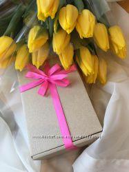 Оригинальный подарок для девушки. EOS и восковые свечи