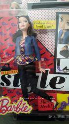 Куклы Barbie style  Барби Модница серии Делюкс