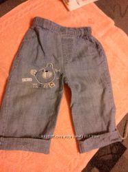 джинсы легкие