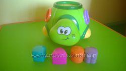 Музыкальный руль, мусоровоз, черепаха