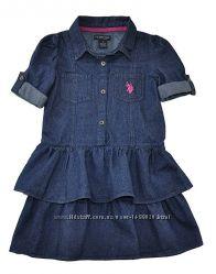 Платье U. S. Polo Assn для модниц