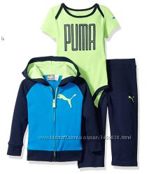 Спортивный костюм тройка Puma оригинал